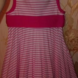 Dress made in the USA for 1.5 - 2 years.
