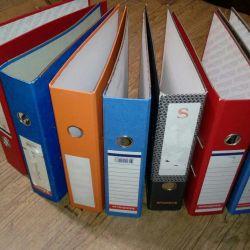 Folder recorders