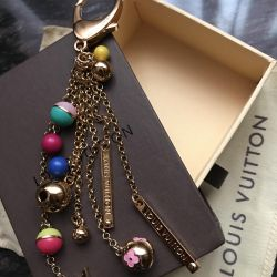 Louis Vuitton 🌺, Pendant-keychain, new, original