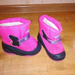 Winter boots demar snow boots size 22-23