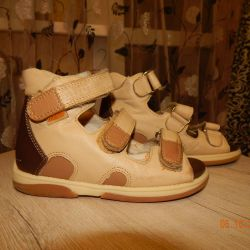 Orthopedic sandals MEMO