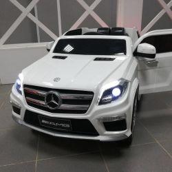 Electric Mercedes-Benz GL63 AMG r / a