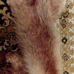 Fur skins