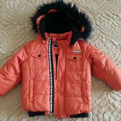 Куртка детская Gulliver 2-3года