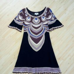 Dress silk vintage, Temperley LONDON