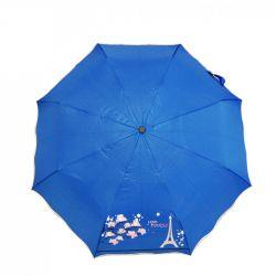 Мини зонт механический женский