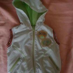 Olimpik vest from 1 g to 1.6