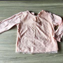 Zara blouse for babies 9-12 months