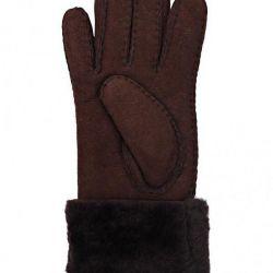 Ов Sheepskin gloves 6.