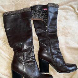 Boots demi-season p.36-37 Betsy