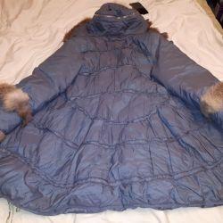 Down jacket winter p 42-44
