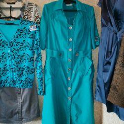 Φόρεμα (54-56). Γυναικεία τμήματα. Streych