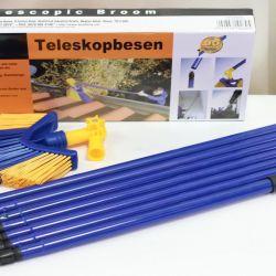 Delivery Telescopic broom 3.80 meters New