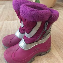 Rubber boots insulated 27 size