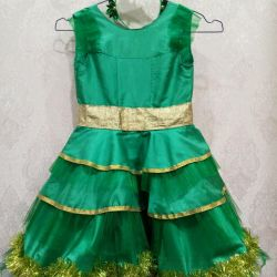 Fir-tree dress