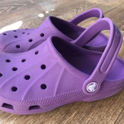 Crocs оригинал 33-34 размер