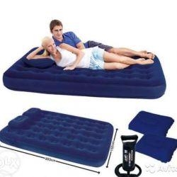 Şişme yatak