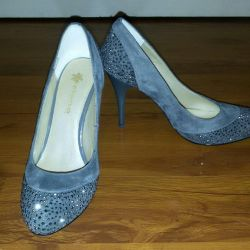 Suede shoes 37
