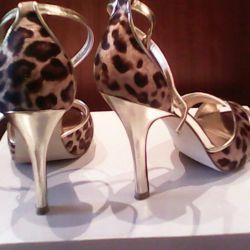 Sandale de aur / leopard 38p.