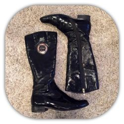 38 r boots for spring autumn