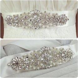 Belt on the dress