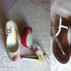 sandals 23 cm