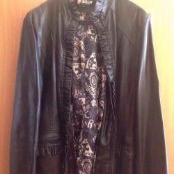 Jacket ECO-leather Beautiful !!!
