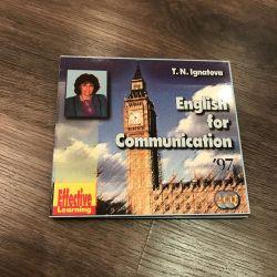 Learning English discs