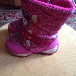Winter boots times 23