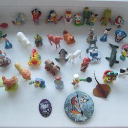 Іграшки з Kinder Сюрприз