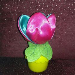 Игрушка Кукла-цветок