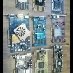 Agp and pci express video cards
