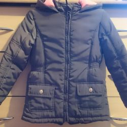 Jacket-park for a girl.