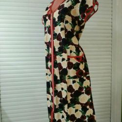 Dressing gown, size range 50-70