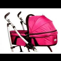 Tfk baby cradle