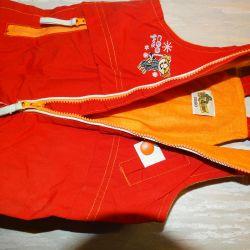 Semi overalls