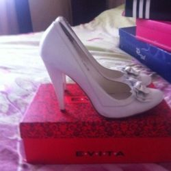 Wedding shoes 38