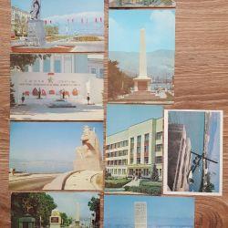 Postcards Novorossiysk