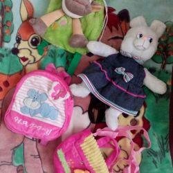 Рюкзаки и сумкочки