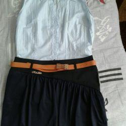 Πουκάμισα + φούστα
