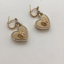 Earrings Versace