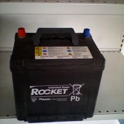Battery ROCKET 60AH 440A Asia