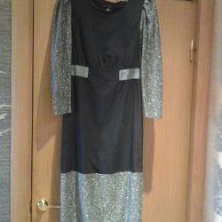 Elbise pazarlığı.