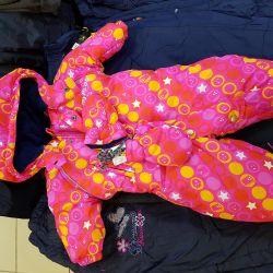 Jumpsuit for girl Kiko