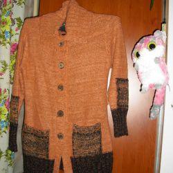 Orange jacket, new