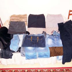 Many clothes 42-44 (XS and S)