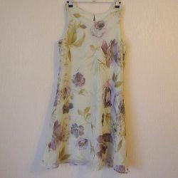Летнее платье сарафан повседневное