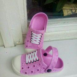 Sandals-shoes BU PP 27