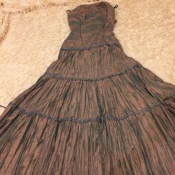 Платье  хамелеон