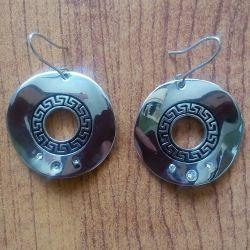 Earrings, bijouterie